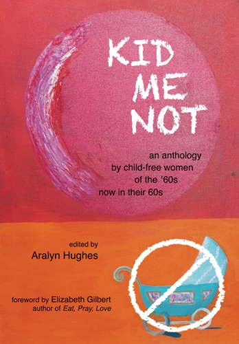 Cover of the anthology Kid Me Not!